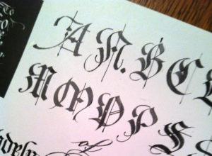 Letters stencil italic stencil abc stencil lower case